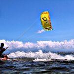 Voile au vent dans les Caraïbes