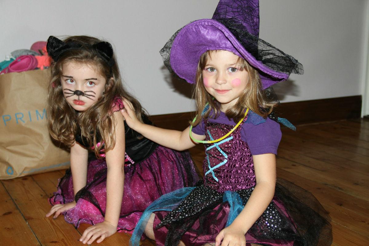 enfant halloween